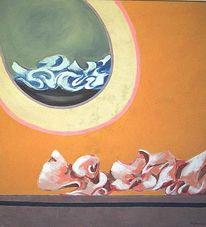 Expressionismus, Impressionismus, Gemälde, Schaufenster