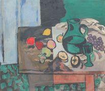Gemälde, Impressionismus, 1950, Düsseldorf