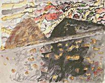 Gemälde, Impressionismus, Malerei, Zeichnung