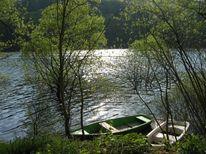 Edersee, Wasserspiegelung, Idylle, See