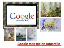 Aquarellmalerei, Google, Blog, News