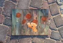Aquarellmalerei, Abend, Malerei, Mecklenburg