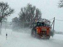 Rettung, Winterlandschaft, Schnee, Vorpommern