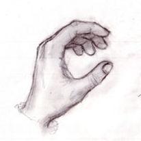 Skizze, Zeichnung, Zeichnungen, Linke