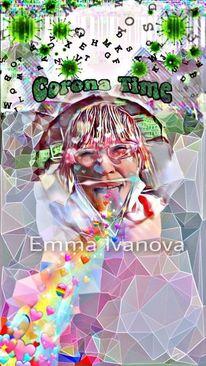 Coronatime, Phoneart, Corona2020, Korona