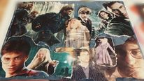 Harry potter, Fanart, Magie, Film