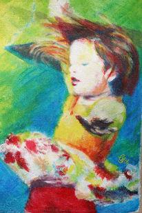 Bewegung, Malerei