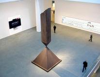 Atrium, Newman, Zensieren, Ausstellung
