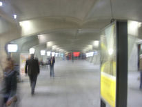 Unscharf, Zürich, Fotografie,