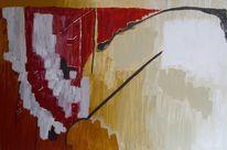 Malerei, Pudel, Angeln