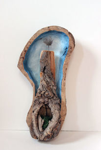 Hoffnung, Baum, Holz, Kunsthandwerk