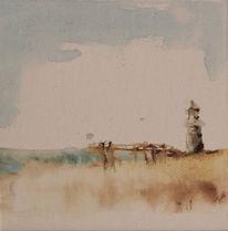 Ostsee, Küste, Leuchtturm, Wasser