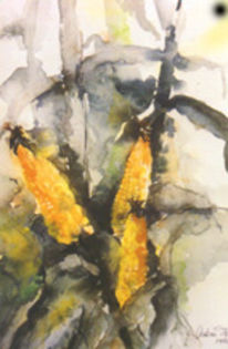 Malerei, Mais