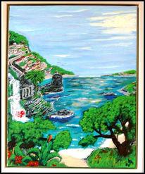 Italien, Meer, Entspannung, Leben