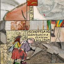 Niesel, Deckblatt, Gemütlichkeit, Schottland