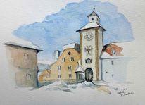Winter, Obdach, Torturm, Steiermark