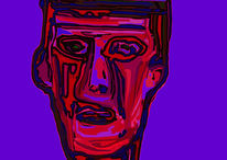 Porträtmalerei, Figural, Digital, Digitale kunst