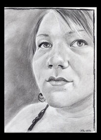 Rifty, Zeichnung, Portrait, Zeichnungen