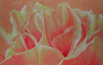 Blumen, Rose, Malerei
