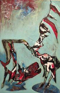 Malerei, Dick