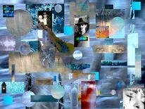 Fotografie, Quadrat, Malereien, Rechteck