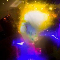 Schweben, Licht, Farben, Digitale kunst