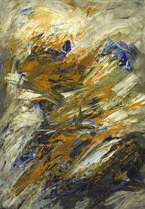 Abstrakte kunst, Abstrakte malerei, Abstrakt, Malerei