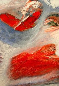 Malerei, Abstrakt, Abstrakte kunst, Abstrakte malerei