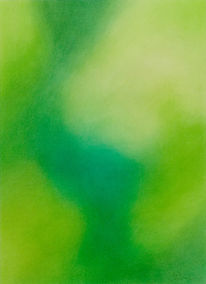Verschiedener, Spaces, Farbfeldmalerei, Rahmen