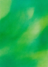 Farbfeldmalerei, Spaces, Aquarellmalerei, Verschiedener