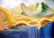 Surreal, Malerei, Natur
