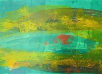 Malerei, Musik, Abstrakt