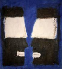 Menschen, Malerei, Politik