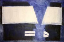 Malerei, Menschen, Politik