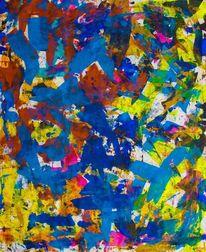 Malerei, Abstrakt, 2015