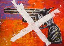 Politik, Amerika, Malerei