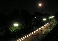 Lauschig, Sommernacht, Landschaft, Fotografie