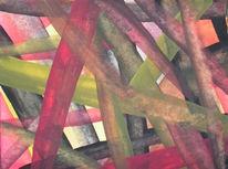 Feldmeister, Täuschland, Abstrakt, Malerei