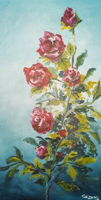 Blüte, Rose, Dorn, Blumen