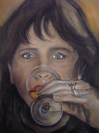 Gesicht, Sinn, Menschen, Malerei