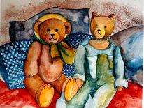Teddies, Bär, Teddybär, Spielzeug