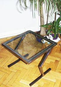 Möbel, Beistelltisch, Design
