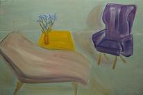 Stillleben, Malerei, Bitte, Platz
