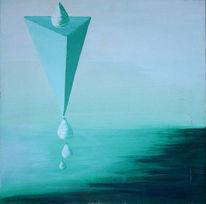 Malerei, Abstrakt, Gedanken