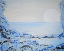 Malerei, Abstrakt, Perspektive