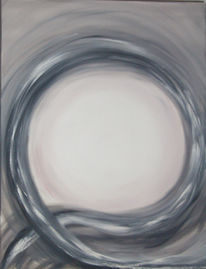 Malerei, Abstrakt, Band