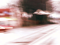 Abstrakt, Fotografie, Ufo