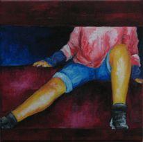 Serie, Pose, Malerei