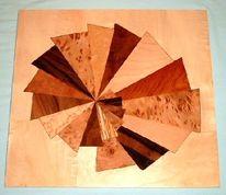 Holz, Kunsthandwerk, Schnecke