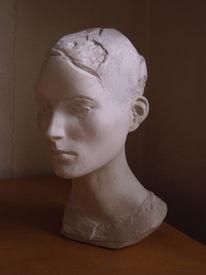 Figural, Plastik, Portrait